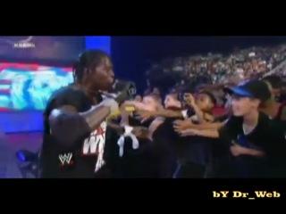 WWE приколы первая часть